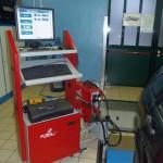 Analizzatore gas di scarico elettronico