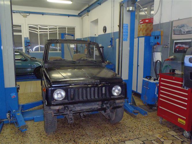 Laboratorio automeccanico motori e cambi pssg for Ponte meccanico per auto usato