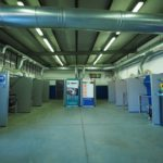 Panoramica del nuovo laboratorio di saldatura