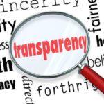 trasparenza